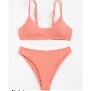 Other - Adjustable Strap Bikini set